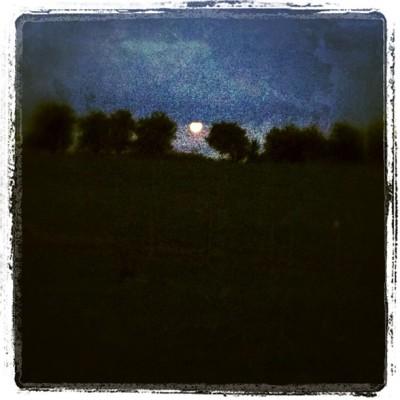 Månelandskab