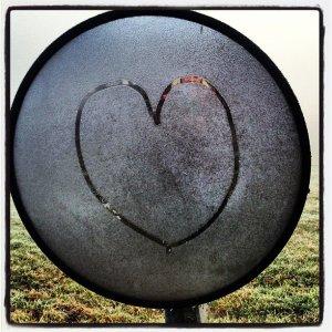 hjertespejl