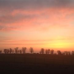 Giv tid_solopgang