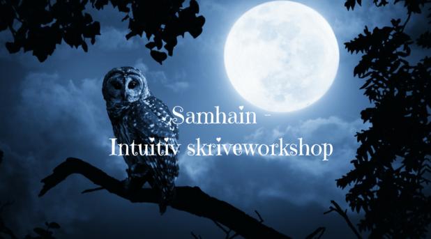 Samhain - Intuitiv Skriveworkshop (1)