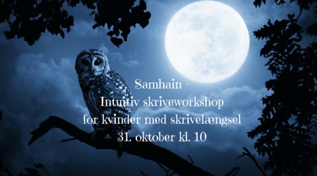 Samhain - Intuitiv Skriveworkshop
