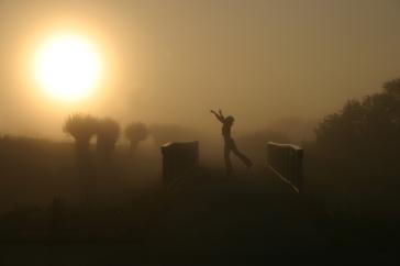 Dancing Sun