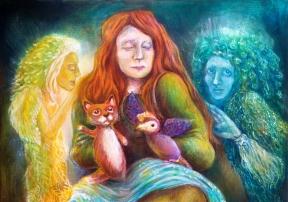 Woman Storyteller