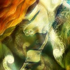 Radiant Fairy Woman