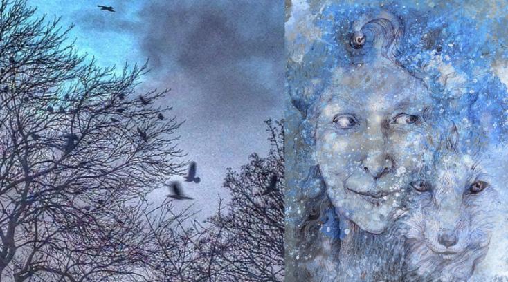 Ravnen og ulvekvinden
