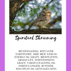 Spirituel Skrivning Forside