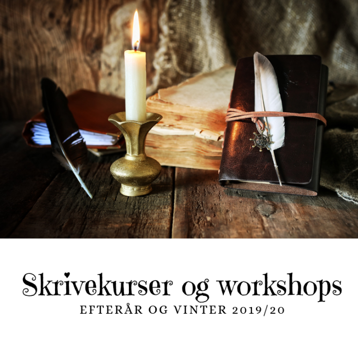 Skrivekurser workshops 2019 og 20