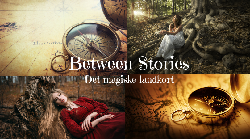 Between Stories _ Det magiske landkort